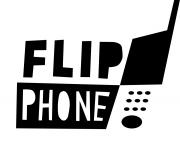 Flip Phone LLC Logo