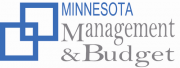 State of Minnesota Department of Management & Budget logo