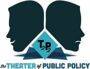 The Theater of Public Policy logo